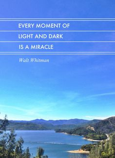 How is Whitman's message universal?How can it be applied to our lives today?