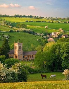 Naunton, Gloucestershire, England