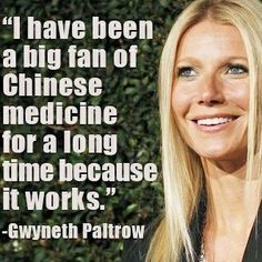 A big Hollywood secret is that many celebrities utilize Chinese medicine in order to feel better, lose weight​, and boost their body's performance! This isn't a gimmick or trend- this is REAL RESULTS and actual relief! If you suffer from any kind of pain, insomnia, excessive weight gain, hereditary illness,  neurological condition, headaches, sinusitis, or you want to feel younger and increase mobility like you had years ago... Then CALL US NOW TO SCHEDULE A FREE CONSULTATION…
