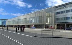 Kastrup Lufthavn | Glassolutions - Security Center