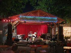 Backyard Stage