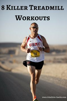 The treadmill is one of the most effective tools for improving your running- IF you know how to use it. Check out these awesome workouts from top coaches and athletes around the world. http://www.triathlon-hacks.com/8-killer-treadmill-running-workouts/