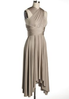 It's Magical Dress in Champagne