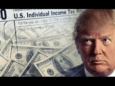 By adopting the Marxist ideology of the liberal left, Trump and the GOP have failed with tax reform. Trump claims it will cost him, but American taxpayers lose. Trump Tax Plan, Trump Taxes, Vp Debate, Income Tax, The Last Time, New York Times, Ny Times, First Names, Debt