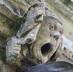grimoldby-gargoyle