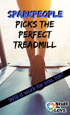 Learn to love your at-home workouts with this folding treadmill. We love it so much, we had to share the love with you!