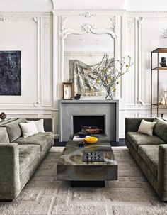 David Mann of MR Architecture + Decor creates an elegant space fit for every occasion