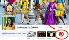 How to build a Pinterest following using Facebook