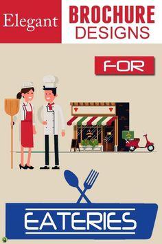 Brochure Design Services - Eateries
