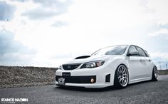 i love me some scubi. before I die, i plan to own an 03 wrx.  No sti, custom tuning > factory tuning all day.  For a new one, this isn't bad at all though. The hatches are really starting to grow on me