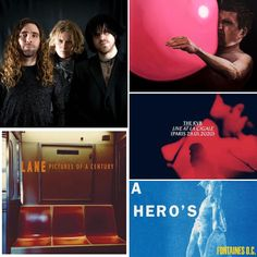 High Fidelity Top 5 du moment (album): - FUZZ III - LANE Pictures of a century - IDLES Ultra Mono - The KVB Live at La cigale - FONTAINE DC A heros death