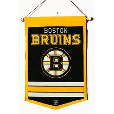 Boston Bruins NHL Traditions Banner (12x18)