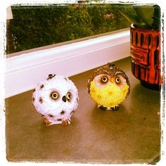 Photo by furrytail2310 #owls #decoration