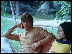 """Making of """"Romeo and Juliet"""" (1968)  In love."""