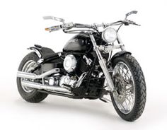 Yamaha XVS 650 Drag Star / Classic