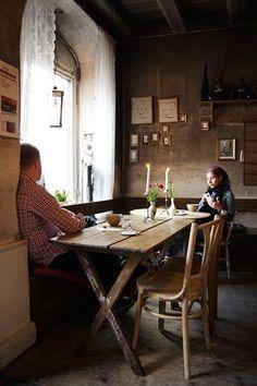 Cute little cafe in Stockholm | Swede Stortorget 20 http://www.cafekaffekoppen.se/