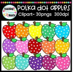 Polka Dot Apples Cli