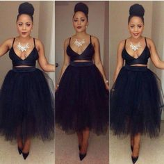 Every girl needs at least one tutu in her wardrobe Party Rock, Look Fashion, Fashion Outfits, Womens Fashion, Fashion Black, Skirt Fashion, High Fashion, Dress Skirt, Dress Up