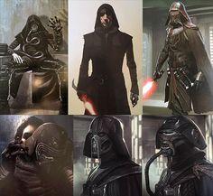 POPCORNX: Concept Art for Star Wars: The Force Awakens Art Book
