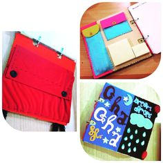 Diary handmade ..