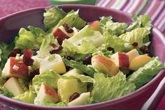 Apple Cranberry Salad Recipe