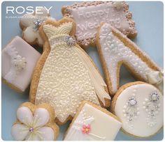 WEDDING COOKIE GIFT BOX  MAY 2010