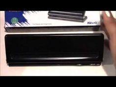 My Review: KW Trio Diary Hole Punch - YouTube