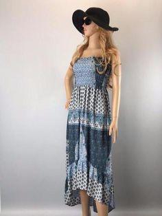 2bfeaff531 Strapless Shirred Dress