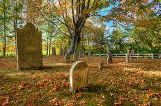 Alford Cemetery, Massachusetts, USA ~ Dianasch.