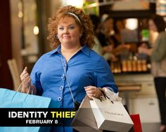 What would you buy on someone else's dime? You could win $500 to go on a shopping spree from Identity Thief - in theaters February 8th!