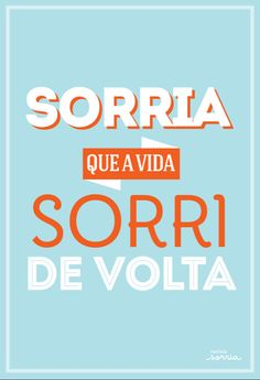 Sorria Some Quotes, Words Quotes, Sayings, Just Smile, Quote Posters, Family Love, Dentistry, Positive Vibes, Inspire Me