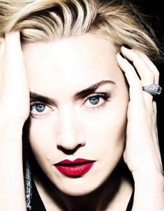 VOGUE SPAIN AUGUST 2012  Kate Winslet by Miguel Reveriego