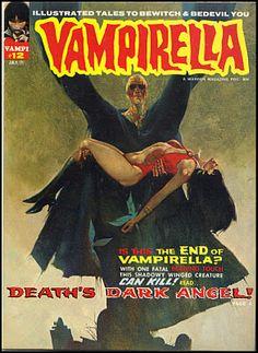 Classic+Comic+Book+vampirelli   Vampirella Covers