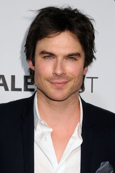 Ian Somerhalder at PaleyFest 2014 Lost 10th Anniversary Reunion
