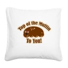 Top of the Muffin to you! Cute design based on a classic Seinfeld quote.