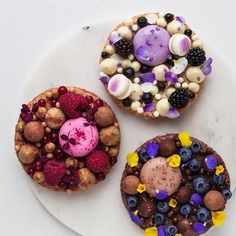 Completely lost in these cakes-for-two, Same delicious almond cake with: blackberry • lemon • white chocolate raspberry • white chocolate • liquorice blueberry • dark chocolate