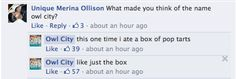 froggycrogs: Gems from Adam Young's Q&A session on facebook this evening.