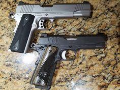 (1) Twitter Kimber 1911, Big Boyz, Weapons Guns, Knives And Swords, Katana, Firearms, Hand Guns, Gun Quotes, Survival
