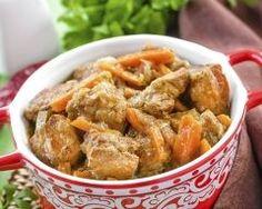 Mijoté de porc aux piments d'espelette Ingrédients