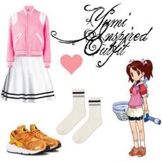 Yumi Inspired Outfit from Ape Escape 3