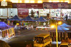 Nay Pyi Taw Night Market