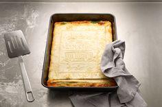 WOW! An edible lasagne cookbook