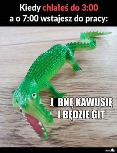 BESTY.pl Very Funny Memes, Wtf Funny, Funny Cute, Funny Jokes, Hilarious, Top Memes, Best Memes, Haha, Polish Memes