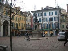 Piazza Garibaldino: Varese