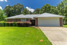 BROUGHT TO YOU BY JOCELYN RAIMEY of RE/MAX Real Estate Partners: **Best Contact Cell: 601-818-2175 Office: 601-296-2001  This lovely home is situated in the heart of the Oak Grove Community and offers the convenience of a subdivision with the added benefit of an oversized lot, giving more room to spread out and enjoy. Features include an large open floor plan, soaring ceiling, built-ins, tile and laminate wood flooring throughout, and versatility. Don't miss this one! Oak Grove, Wood Laminate, Property Search, Find Homes For Sale, Wood Flooring, Open Floor, Built Ins, Benefit, Tile