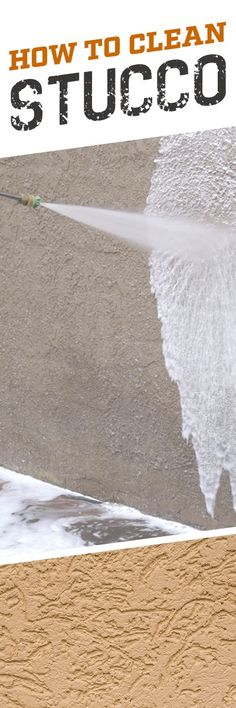 Stucco has been in use for hundreds of years, and is increasingly popular as an exterior finish for homes. Although stucco is easy to clean, delicate care should be taken to remove dirt buildup within its porous, textured surfaces. Follow these basic maintenance steps to keep the best look and longest lifespan for your siding.