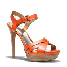 The Dani Heel from Coach, got these! Can't wait to see them!