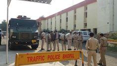 गार्ड की हत्या कर भोपाल जेल से भागे SIMI के 8 आतंकी