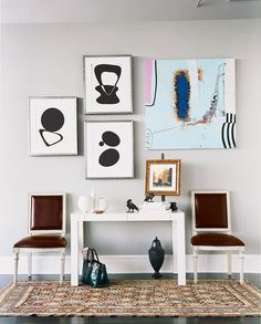 See more images from three ways to hang art on domino.com