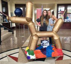 Create an Indoor Sculpture Garden to Bring Student Art into Your Community!